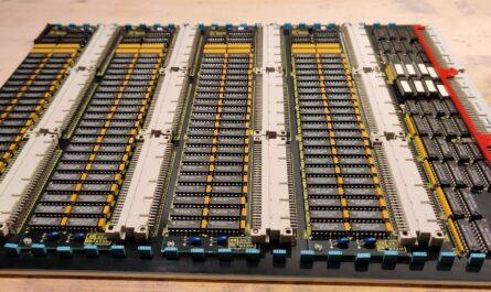 Old DDE RAM module