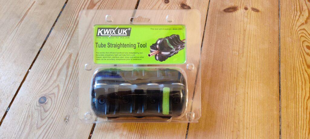 Kwix UK Tube straightening tool