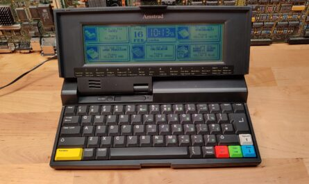Amstrad NC200 Notebook