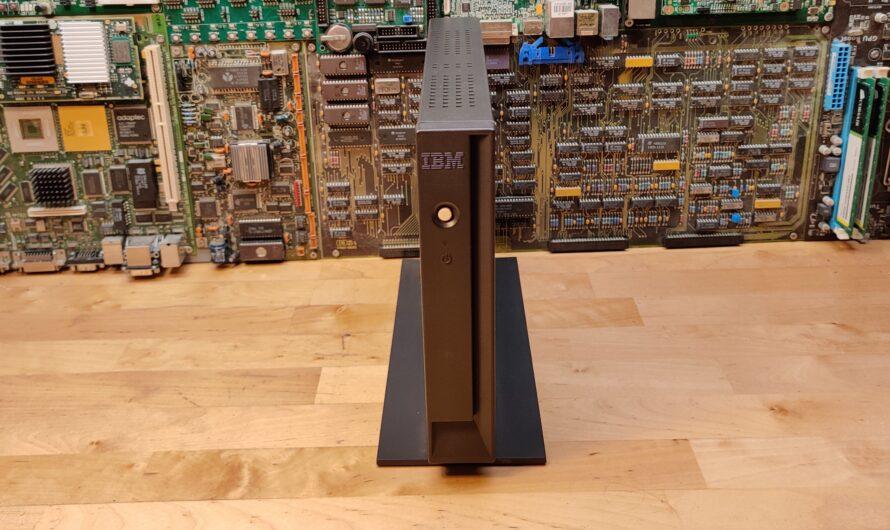 IBM NetVista N2200 Model 8363