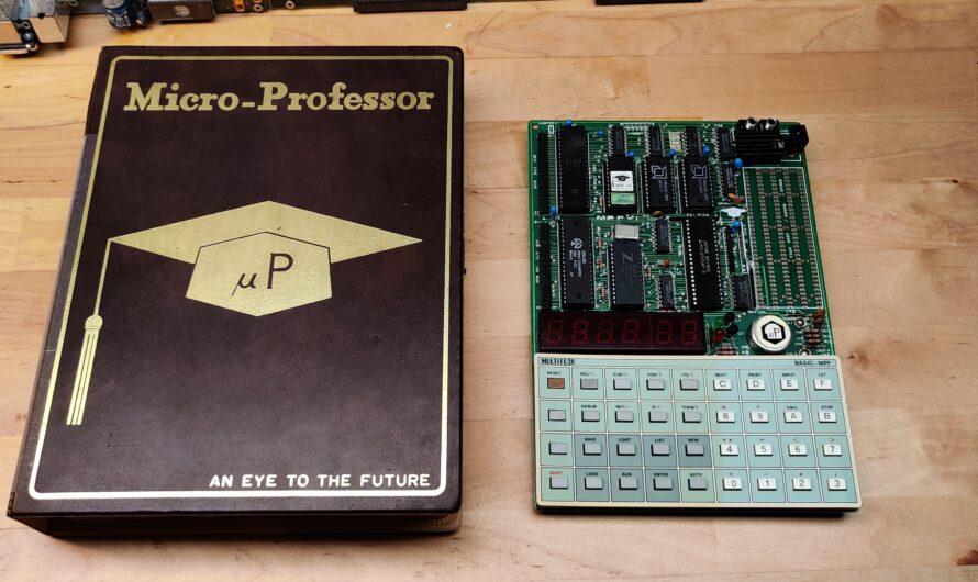 Micro-Professor MPF-1B
